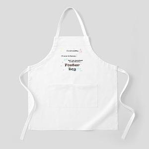 Foster Dog Life BBQ Apron