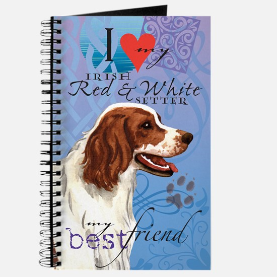 Irish Red & White Setter Journal