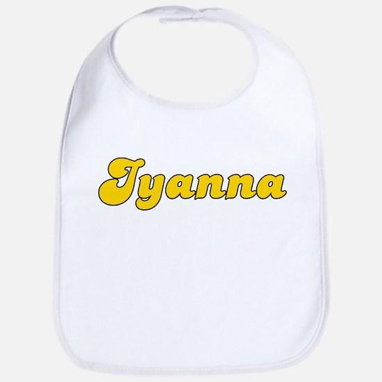 Retro Iyanna (Gold) Bib