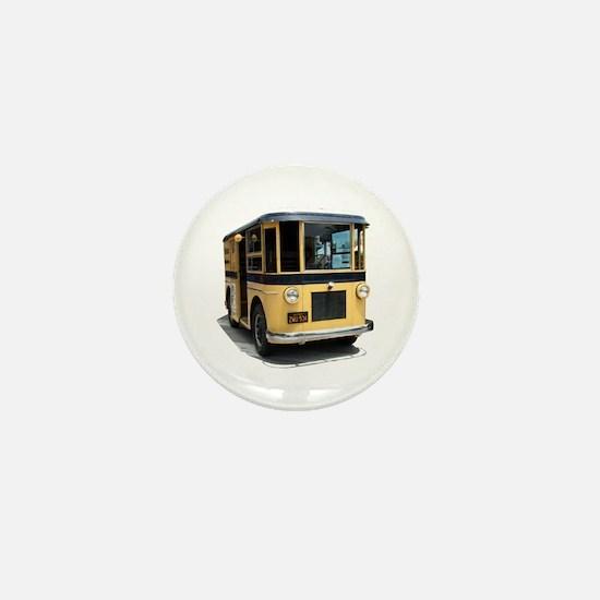Helaine's Helms Truck Mini Button