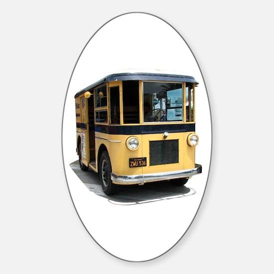Helaine's Helms Truck Sticker (Oval)