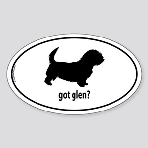 Got Glen? Oval Sticker