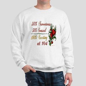 Exciting 104th Sweatshirt