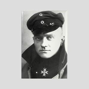The Red Baron - Manfred von Richthofen Rectangle M