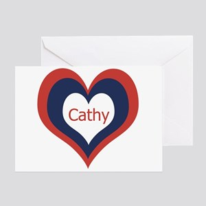 Cathy - Greeting Card