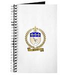 BILODEAU Family Crest Journal