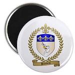 BILODEAU Family Crest Magnet