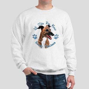 Brindle Couch Sweatshirt