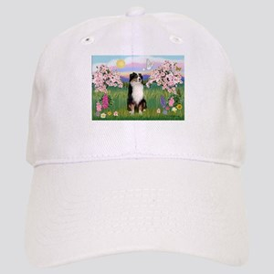Blossoms & Aussie (#2) Cap
