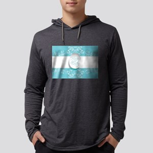 Happy Easter (Blue) Long Sleeve T-Shirt
