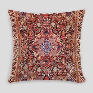Kashan Persian Everyday Pillow