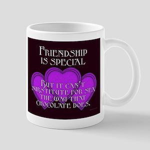 Chocolate Friendship Mug