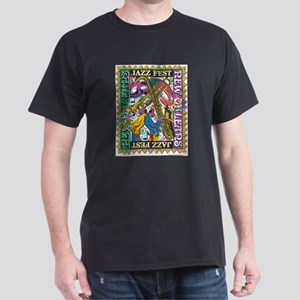Jazz Fest New Orleans - Bourbon Stre T-Shirt