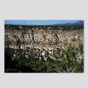 New Mexico Canyon Postcards (Package of 8)