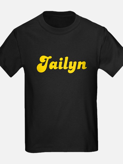Retro Jailyn (Gold) T