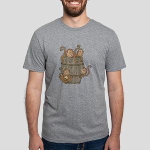 Cute Barrel of Monkeys T-Shirt