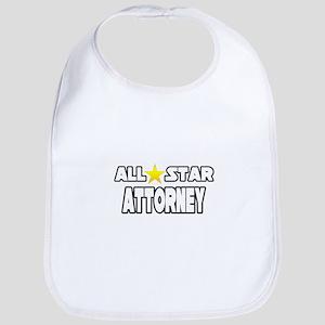 """All Star Attorney"" Bib"