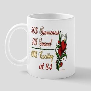 Exciting 84th Mug