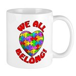 We All Belong! Mug