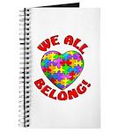We All Belong! Journal