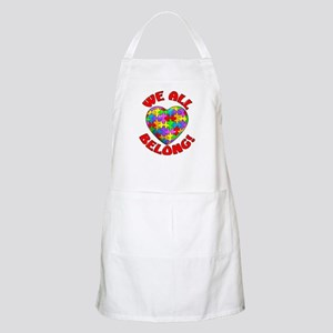 We All Belong! BBQ Apron