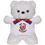 We All Belong! Teddy Bear