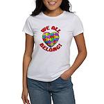 We All Belong! Women's T-Shirt