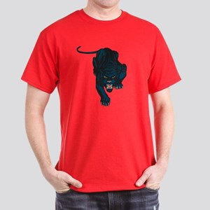 Sleek Panther Dark T-Shirt