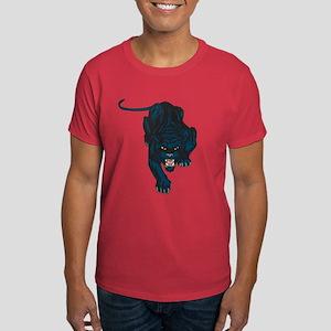 Sleek Panther Dark T-Shirt