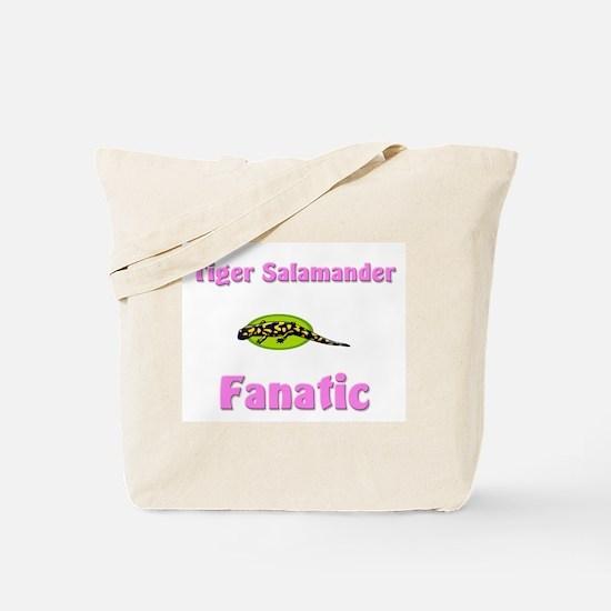 Tiger Salamander Fanatic Tote Bag
