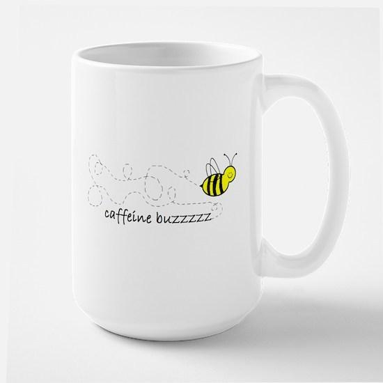 Caffeine Buzz Large Mug