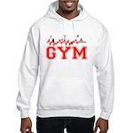 Gym Hooded Sweatshirt