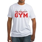 Gym Fitted T-Shirt