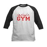 Gym Kids Baseball Jersey