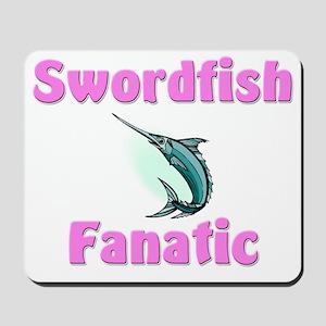 Swordfish Fanatic Mousepad