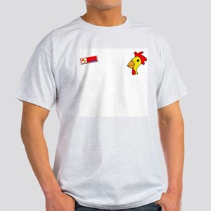 Hurley's Mr. Cluck's Uniform Light T-Shirt
