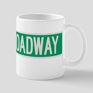 East Broadway in NY Mug