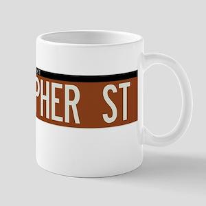 Christopher Street in NY Mug