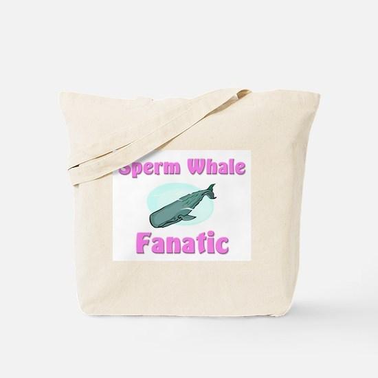 Sperm Whale Fanatic Tote Bag