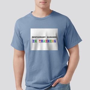 Restaurant Manager In Training T-Shirt