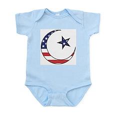 American Muslim Infant Creeper