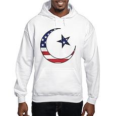 American Muslim Hooded Sweatshirt