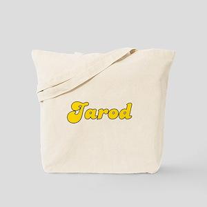 Retro Jarod (Gold) Tote Bag