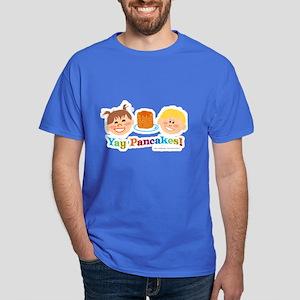 Yay Pancakes! Dark T-Shirt