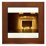 Lovers Soltude Framed Tile