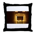 Lovers Soltude Throw Pillow