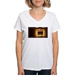 Lovers Soltude Women's V-Neck T-Shirt