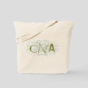 CNA Intricate Grunge Graphic Tote Bag