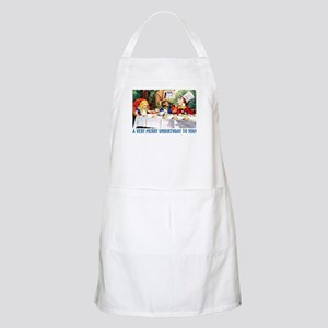 A Very Merry Unbirthday! BBQ Apron
