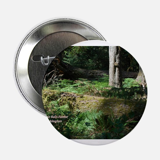 "Deep in the Forest 2.25"" Button"